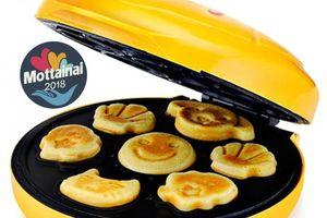 Máy nướng bánh siêu nhanh giá khởi điểm 60k