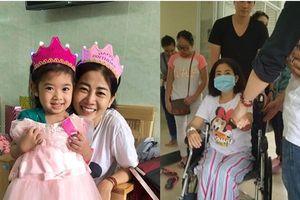 Tin vui: Mai Phương được quý nhân tặng thuốc đặc trị ung thư và có thêm hy vọng sống