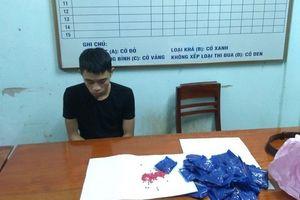 Quảng Trị: Bắt giữ đối tượng vận chuyển 8.000 viên ma túy