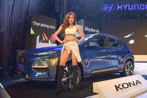 Hyundai Kona ra mắt tại Việt Nam, chốt giá bất ngờ