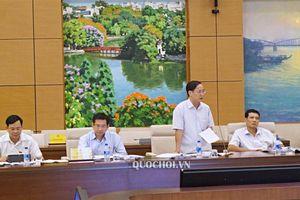 Ủy ban Tư pháp của Quốc hội tổ chức Phiên họp toàn thể lần thứ 10