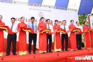 Khai mạc hội sách mùa thu 2018 tại Hà Nội