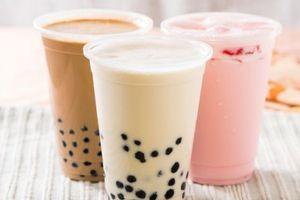 Bạn sẽ dừng ngay việc uống nhiều trà sữa nếu biết 1 ly thôi cũng gây tăng cân như thế này