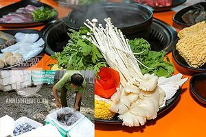 Tái mặt khi nấm 'bẩn' tuồn vào các nhà hàng, quán lẩu ở Hà Nội