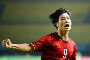Tuyển Olympic Việt Nam đã hay lại còn may