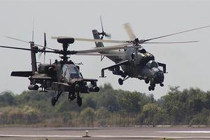 Mỹ nâng cấp Apache với tầm tấn công gấp 10 lần Ka-52