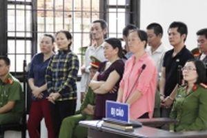 73 năm tù cho chín bị cáo mua, bán vật liệu nổ trái phép