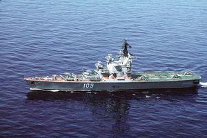 Chết lặng thiết kế tàu sân bay Liên Xô đầu tiên