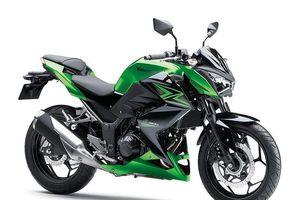 Kawasaki sẽ ra mắt 'naked bike' Z400 vào năm sau?