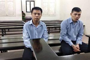 Bản án tử hình cho 2 đối tượng 'ôm' 10kg ma túy đá đi tiêu thụ
