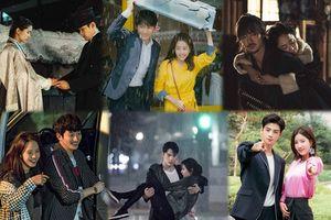 Điểm mặt những cặp đôi màn ảnh Hàn Quốc đã-đang-sẽ gây 'sốt' trong tháng 8 - tháng 9 sắp tới