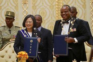 Mặc Trung Quốc 'dỗ ngon dỗ ngọt', eSwatini quyết không 'phản bội' Đài Loan