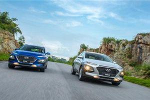 Huyndai Kona, đối thủ mới của Ford EcoSport