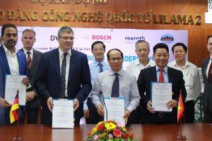 Bosch đầu tư hơn 200,000 Euro phát triển nguồn nhân lực kỹ thuật cao Việt Nam