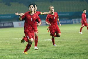 Công Phượng ghi bàn, Olympic Việt Nam viết trang sử mới tại ASIAD