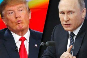 Tổng thống Putin nổi giận vì Mỹ hai lời?