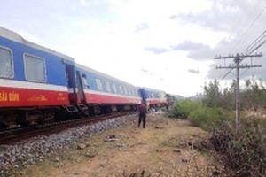 Tàu SE7 trật bánh, đường sắt bắc-nam tê liệt