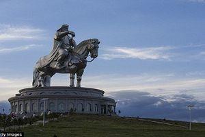 Giải mã tượng đài Thành Cát Tư Hãn khổng lồ nhất thế giới
