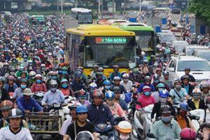 TP.HCM đề xuất cấm xe máy vào trung tâm từ năm 2030: Dân đồng thuận nếu có lộ trình hợp lý