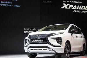 Chi tiết Mitsubishi Xpander 2018 giá dự kiến từ 550 triệu đồng