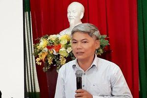 Trưởng ban Tuyên giáo tỉnh Quảng Ngãi: Lời cuối với ông Lê Học Lãnh Vân