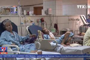 Khởi tố nguyên Giám đốc Bệnh viện Đa khoa tỉnh Hòa Bình về tội thiếu trách nhiệm gây hậu quả nghiêm trọng