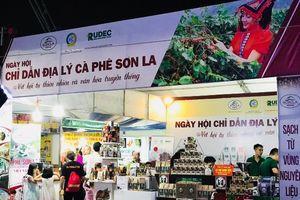 Quảng bá thương hiệu cà phê Sơn La tới thị trường trong và ngoài nước