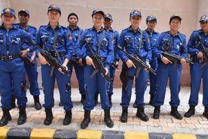 Đội đặc nhiệm nữ đầu tiên của Ấn Độ