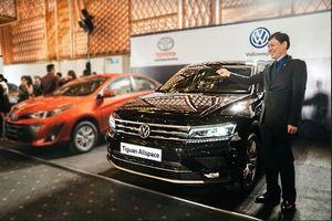Volkswagen sẽ đưa một dòng xe SUV hạng sang mới đến Việt Nam