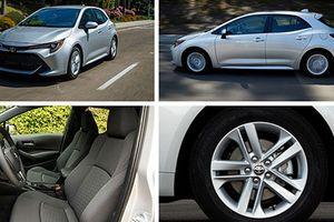 Hatchback Toyota Corolla 2019 - rẻ, đẹp và an toàn hơn