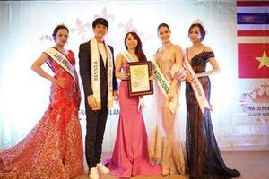 Cindy Trần: 'Tỏa sáng' trên đất Thái Lan