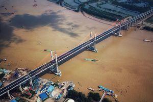 Cao tốc Hải Phòng-Quảng Ninh và cầu Bạch Đằng sẽ thông xe vào ngày 1/9