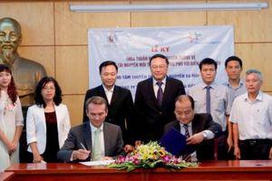 Chương trình hợp tác 'Vì môi trường Việt Nam xanh' của FrieslandCampina Việt Nam