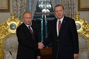 Lý do 'người bạn thân thiết' Thổ Nhĩ Kỳ mời Tổng thống Putin đến nhà hàng hải sản