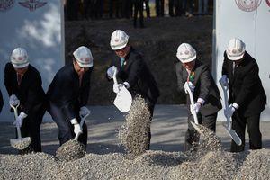 Thái Lan trải thảm đỏ đón 500 công ty Trung Quốc