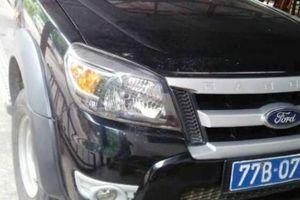 Bình Định: Truy người chặn xe công vụ, làm kiểm lâm gãy ngón tay