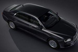 Siêu xe tổng thống Putin ra bản thương mại giá 3,7 tỷ đồng