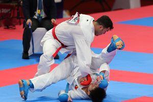 ASIAD 2018: 'Chiến binh' karate Nguyễn Minh Phụng