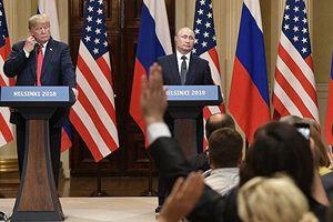 Mỹ hứa trả lời nghi ngờ về nội dung cuộc họp kín Trump - Putin