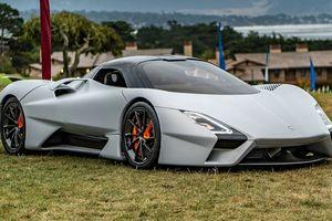Bugatti Divo cũng phải lu mờ khi đứng cạnh siêu xe này