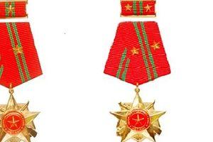 Khai man thành tích để được tặng thưởng Huân chương Kháng chiến