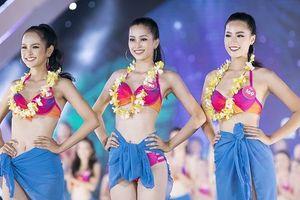 Top 3 Người đẹp biển của Hoa hậu Việt Nam 2018 lộ diện