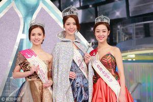 Bất ngờ với nhan sắc chỉ 'trên mức trung bình' của hoa hậu Hồng Kông