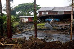 Hawaii tan hoang sau siêu bão Lane