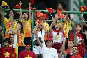ASIAD 2018: Hơn 200 CĐV Việt Nam sang Bekasi tiếp lửa