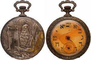 Đồng hồ quả quýt của nạn nhân tàu Titanic bán giá 1,34 tỉ đồng