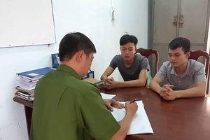 Đắk Lắk: 2 đối tượng chém lìa chân thanh niên tại quán karaoke ra đầu thú