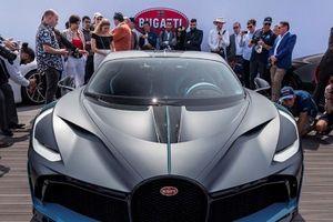 Siêu phẩm Bugatti Divo giá 135 tỷ đồng: Có tiền cũng không mua được