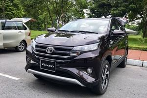 Toyota Rush- đối thủ của Mitsubishi Xpander sắp ra mắt, giá 700 triệu đồng?