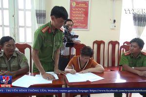 Bắt tạm giam bảo mẫu bạo hành trẻ em ở An Giang